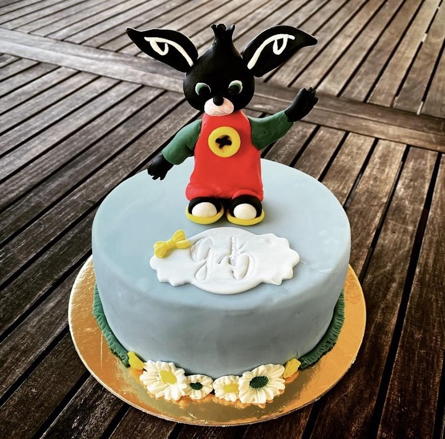 Cake design tema Bing