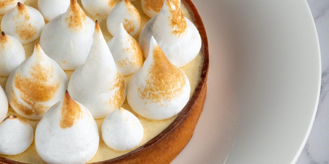 Prodotti - Crostata limone e meringa all'italiana