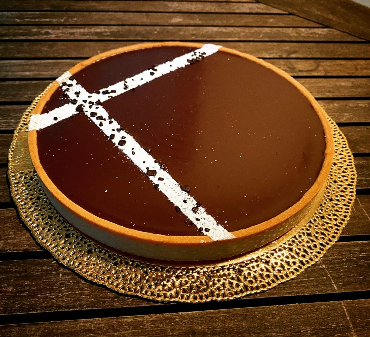 Crostate - Cioccolato e caramello