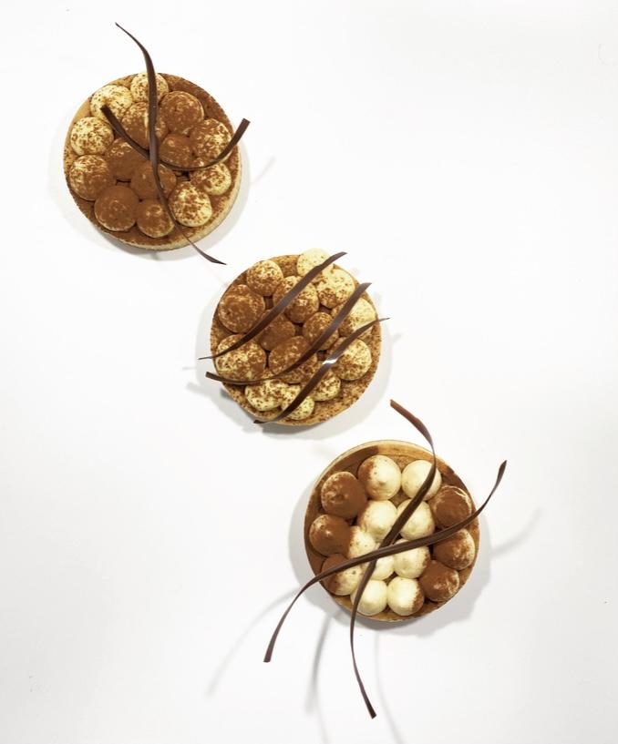 Monoporzioni - Mascarpone e cioccolato