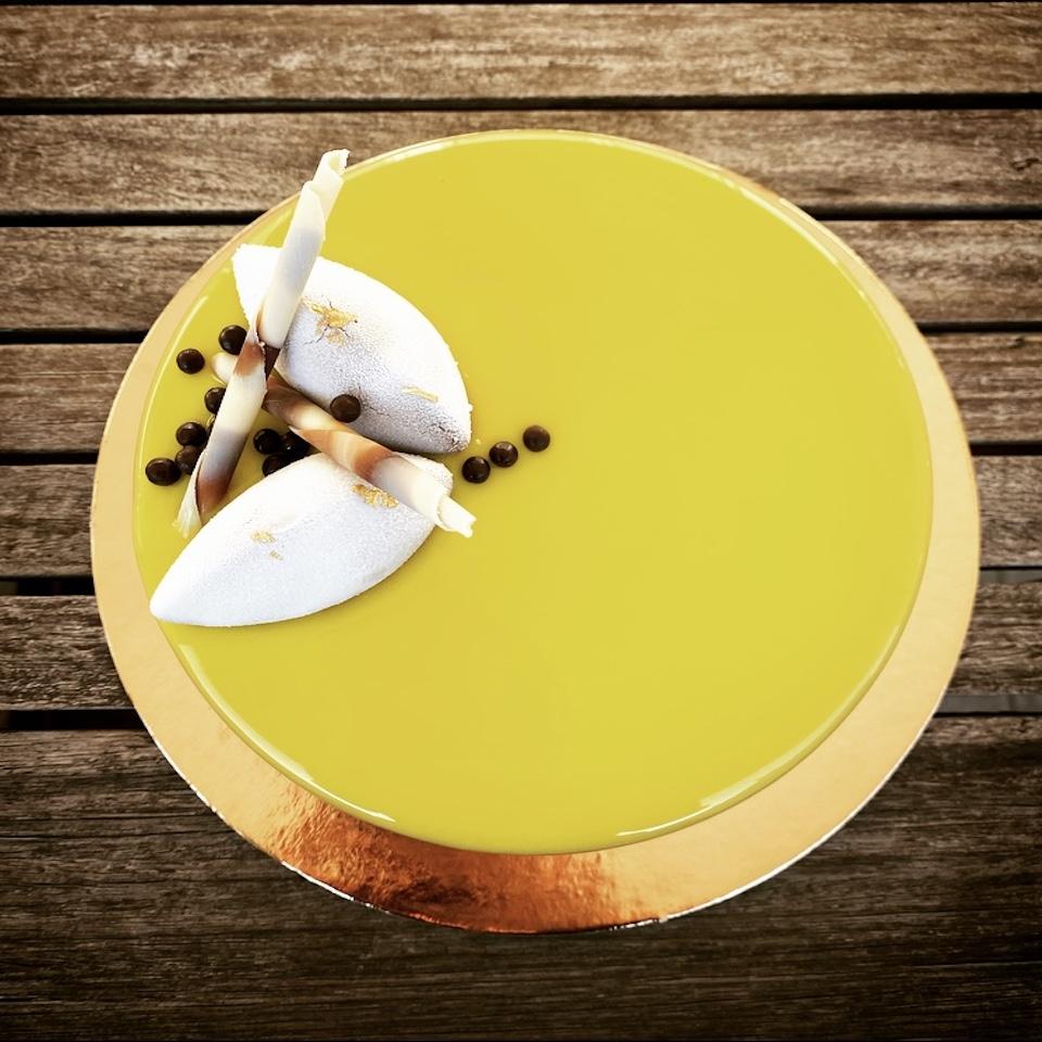 Torta moderna Passion & Nocciola