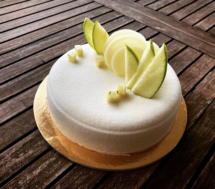 Torte moderne - Prosecco e Mela verde