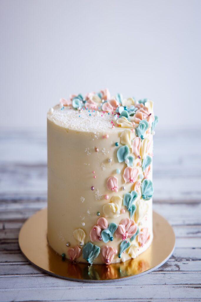 Cake Design Torta di compleanno