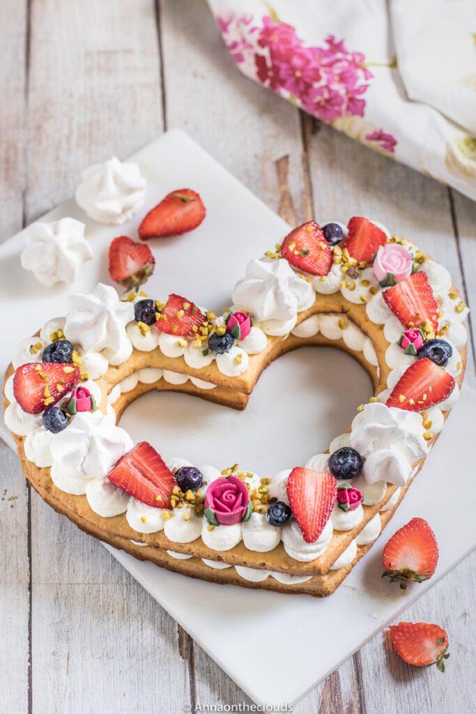 Cream Tart frutta