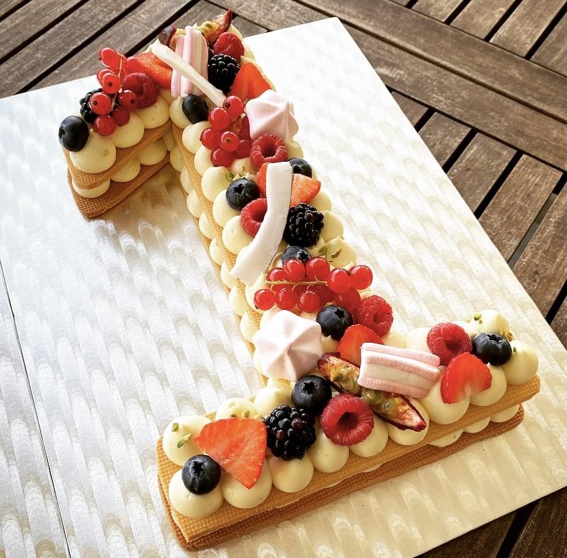 Cream Tart 1 Dettaglio