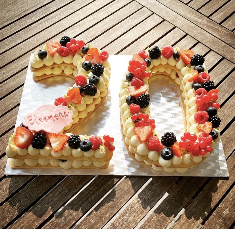 Cream Tart 20