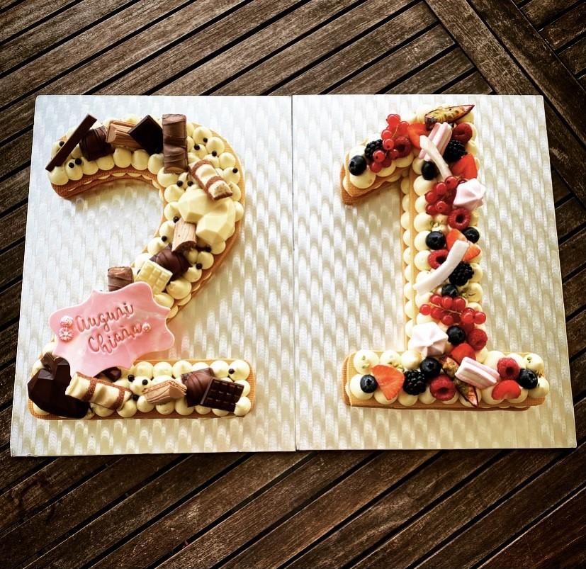 Cream Tart 21